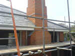 Roof lead works in the New Forest from Harris Whitehorn.